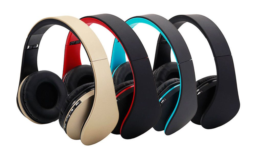 Wireless Bluetooth stereo headset for $11, free shipping