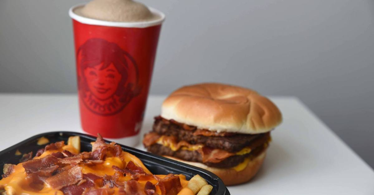 Wendy's: Get FREE Baconator fries with any purchase via app