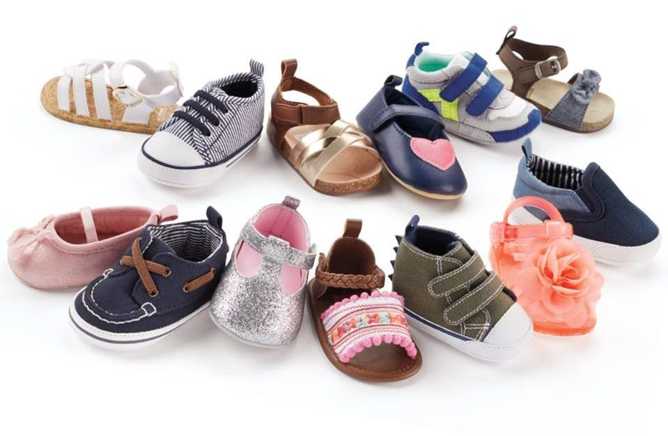 Carters & OshKosh B'gosh buy one, get one free shoes