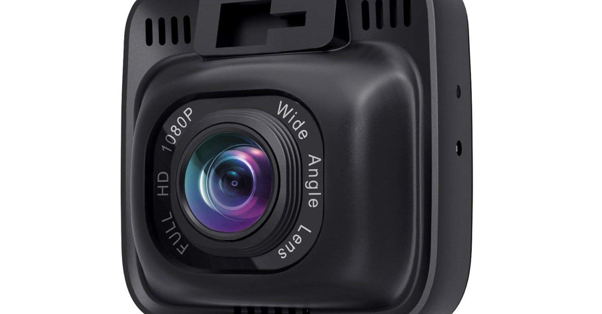 Aukey dash cam for $47 with promo code