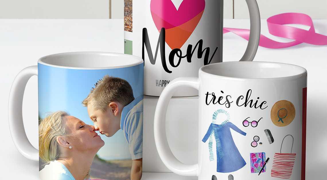 Get an 11-oz custom photo coffee mug for $.99 plus shipping