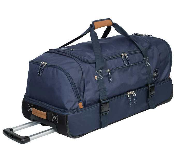 Skyway Whidbey 30″ rolling duffel for $35 at Costco, free shipping