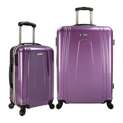 Hardside spinner luggage sets from $109