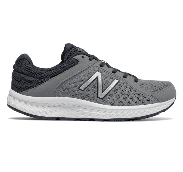 Today only: Men's 420v4 New Balance running shoes for $34
