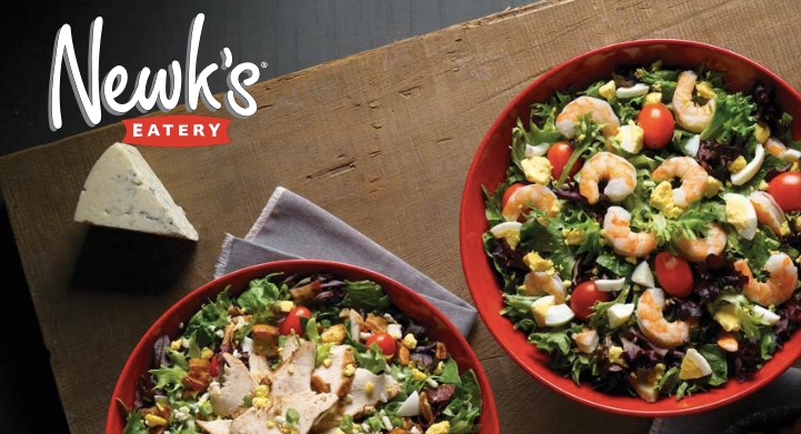 Ends Today Newk S Eatery Buy One Get One Free Entree Clark Deals