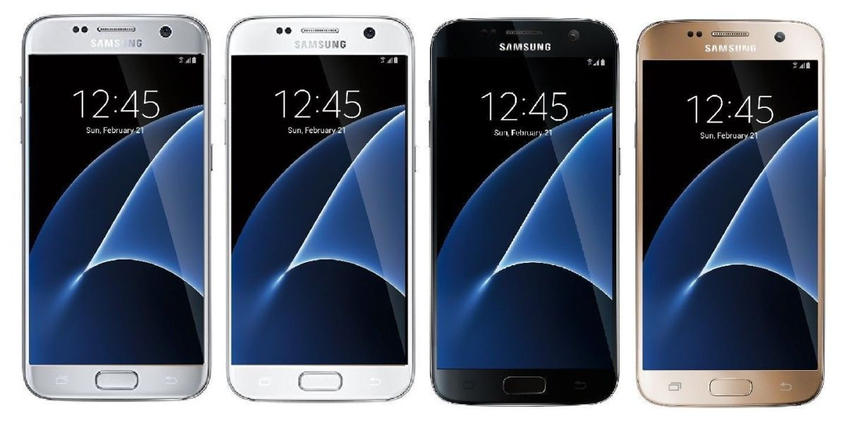 Samsung Galaxy S7 32GB refurbished smartphone for $175