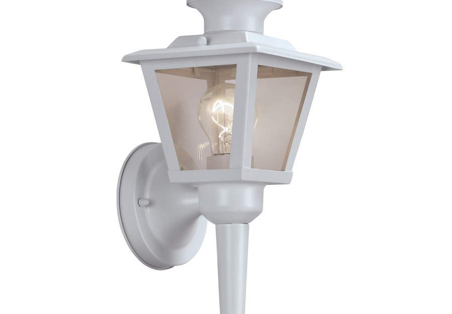 Portfolio 13.43-in outdoor wall light for $8