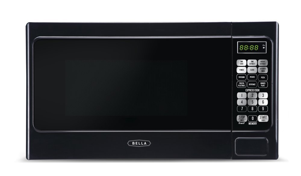 Bella 700-watt microwave oven for $40, free shipping