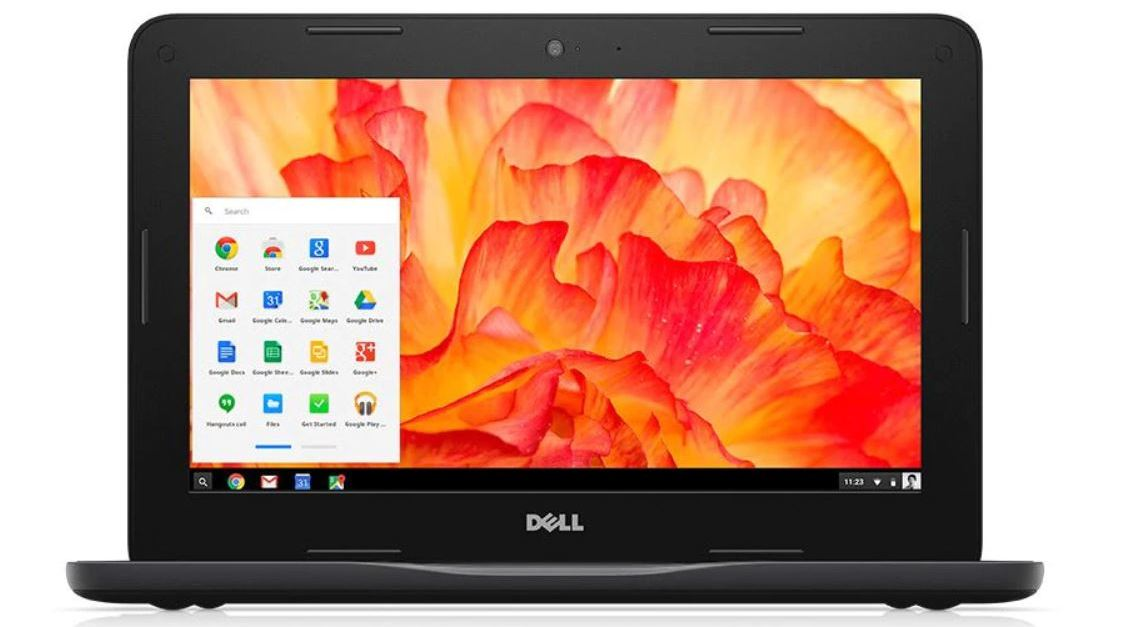 Dell 11.6″ Inspiron Chromebook with 4GB memory for $120