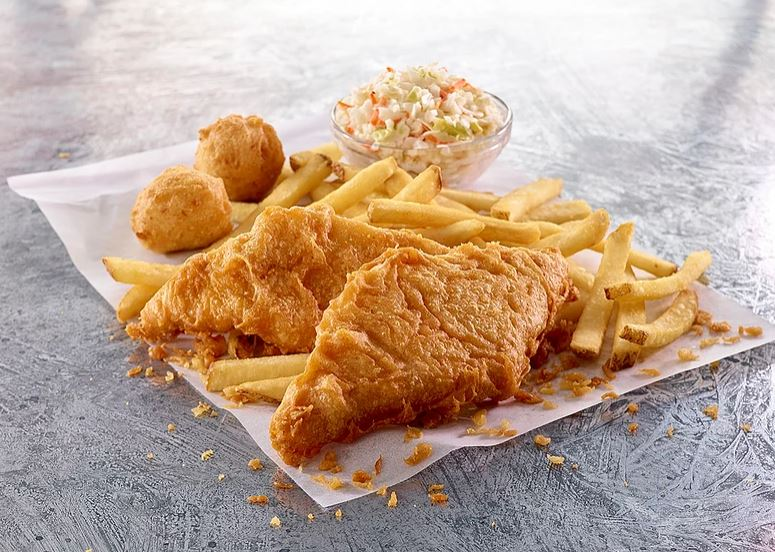 Long John Silver's: Get a FREE fish & fry when you dress like a pirate today!