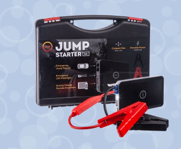 Today only: iJoy 10,000 mAh jump starter kit for $34 shipped