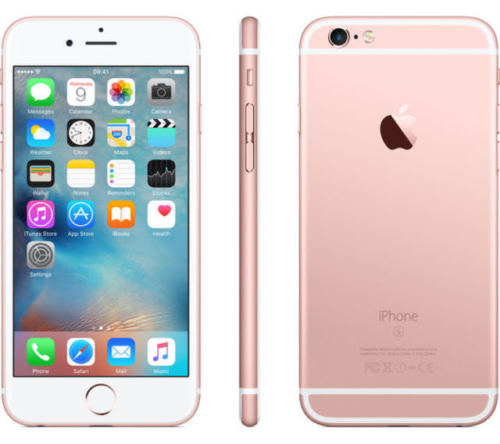 Apple iPhone 6S refurbished 64GB phone with free case for $200