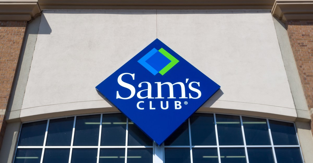 Sam's Club members: Save $15 on your first store pickup order of $50 or more