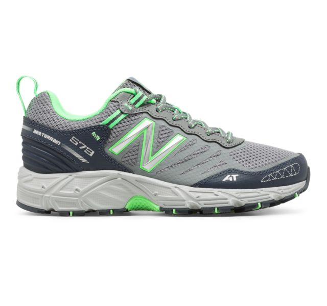 Today only: New Balance 573 women's trail shoes for $24 shipped