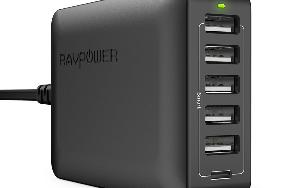 Today only: RAV Power chargers from $14
