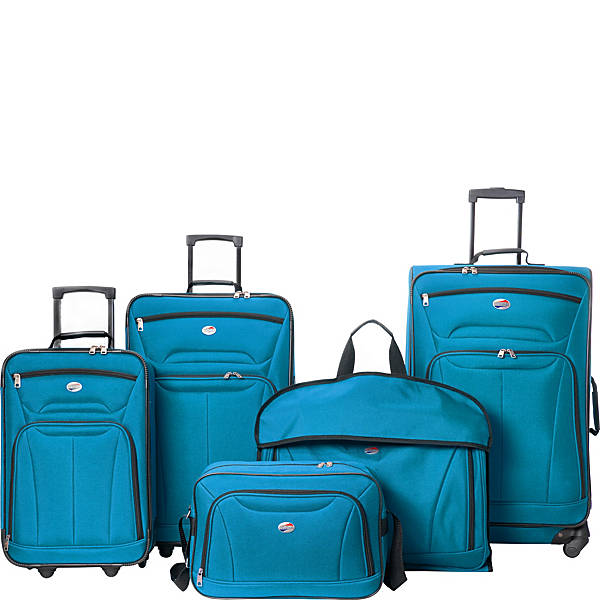 American Tourister Wakefield 5-piece luggage set for $100