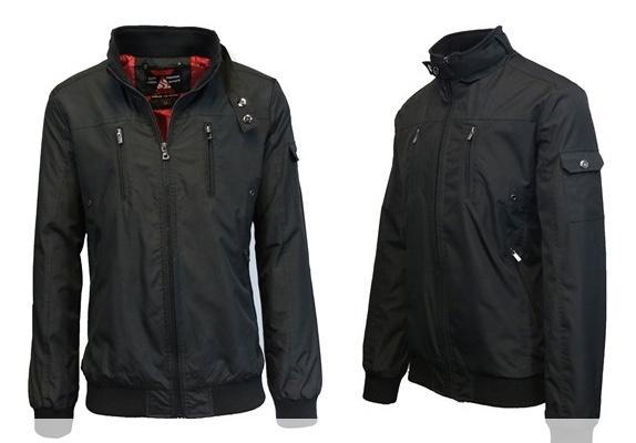 Men's lightweight Moto bomber jackets for $25