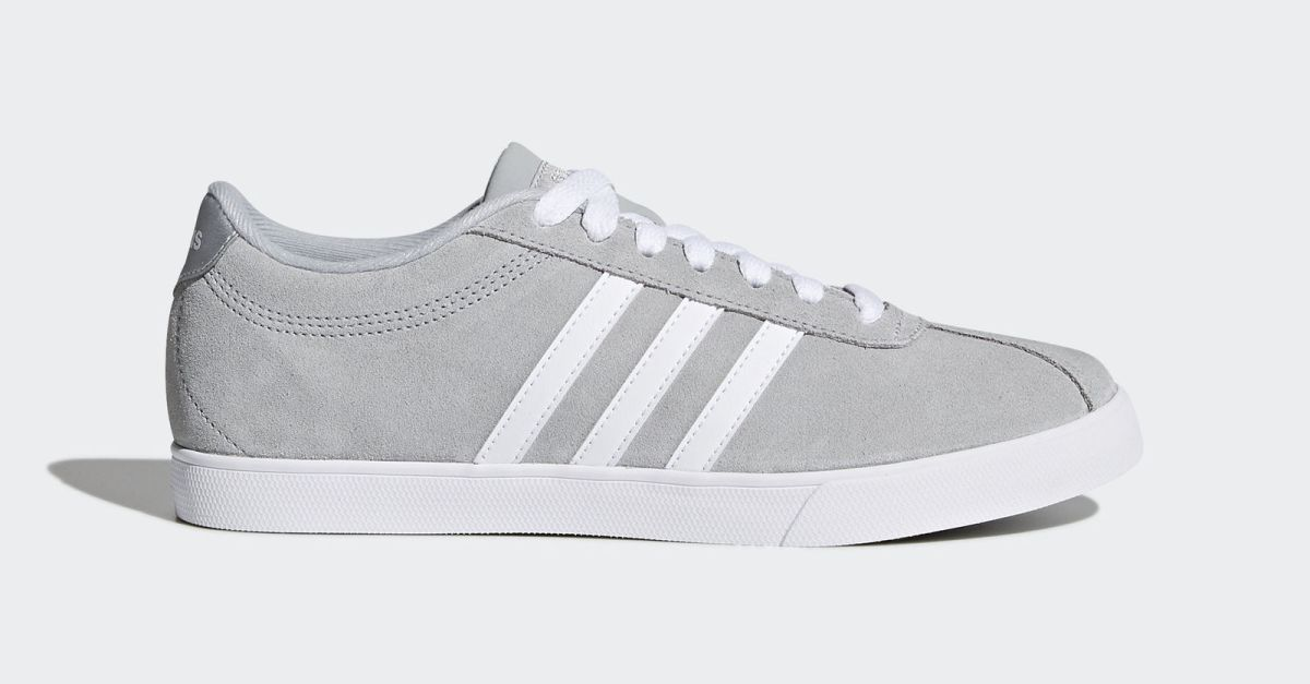 Adidas Courtset women's shoes for $22, free shipping