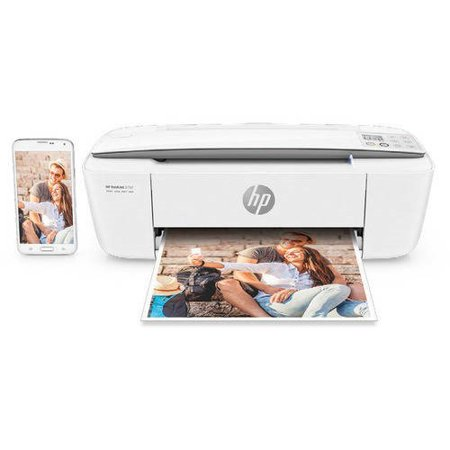HP DeskJet 3752 wireless compact printer for $34