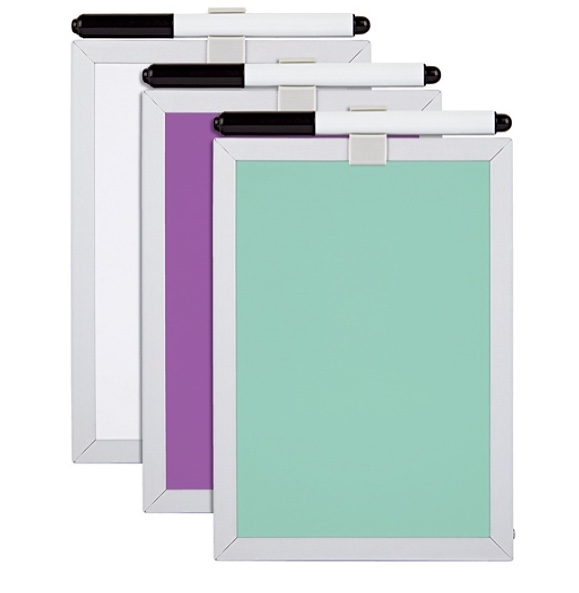 Foray magnetic dry erase boards from $1.50