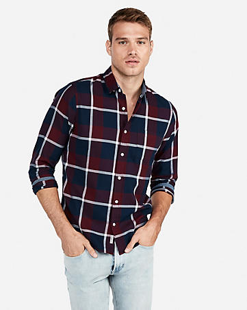 Express: All men's apparel is buy one, get one FREE