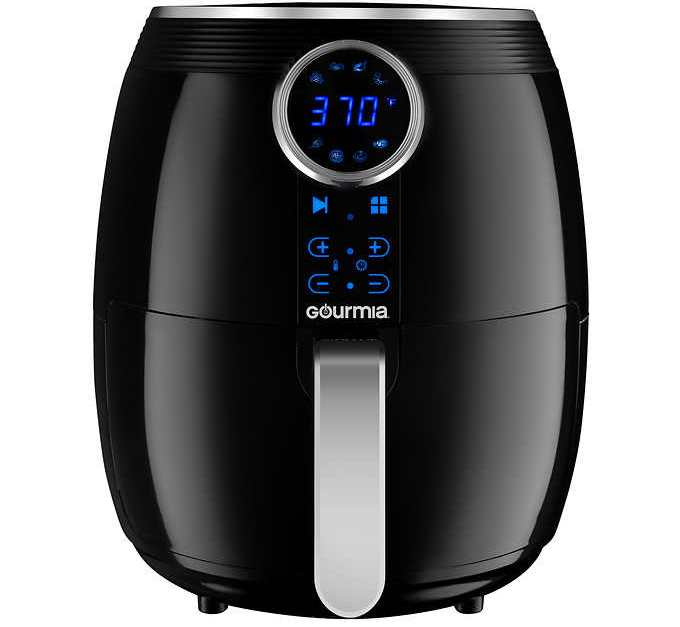 Ends today! Gourmia 5-quart digital air fryer for $45