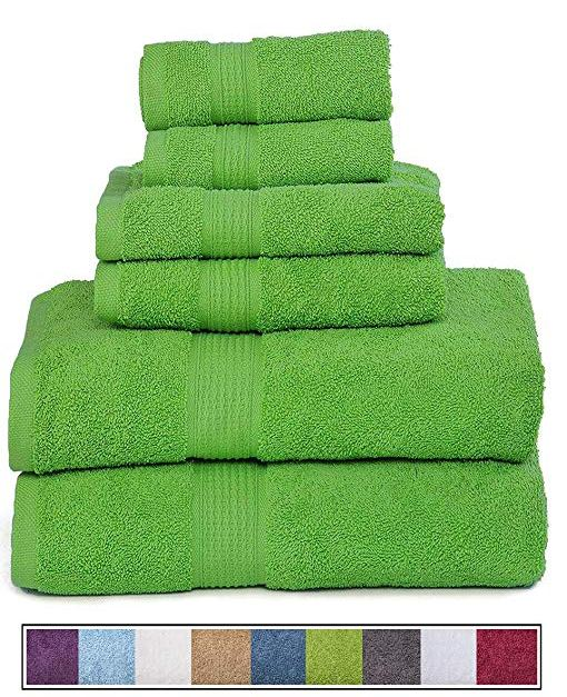 Today only: Hydro Basics 6-piece towel sets for $23