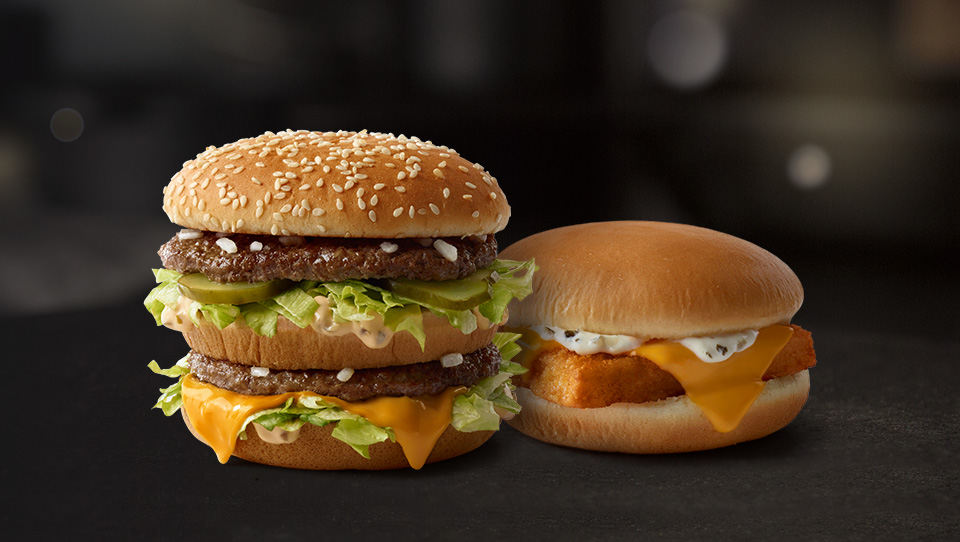 McDonald's: Buy one large sandwich, get one for $1