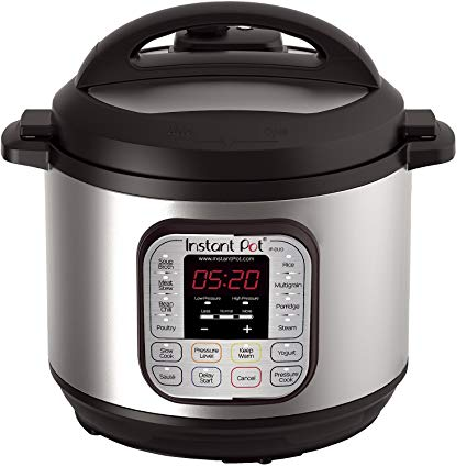 Instant Pot DUO80 8-quart  7-in-1 electric pressure cooker for $100