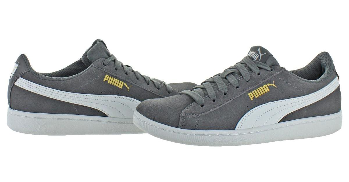 Puma Vikky women's suede shoes for $32, free shipping