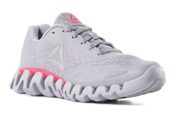 Reebok women's Zig running shoes for $35 with code