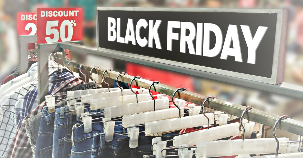 20 of the best Black Friday clothing & shoe deals!