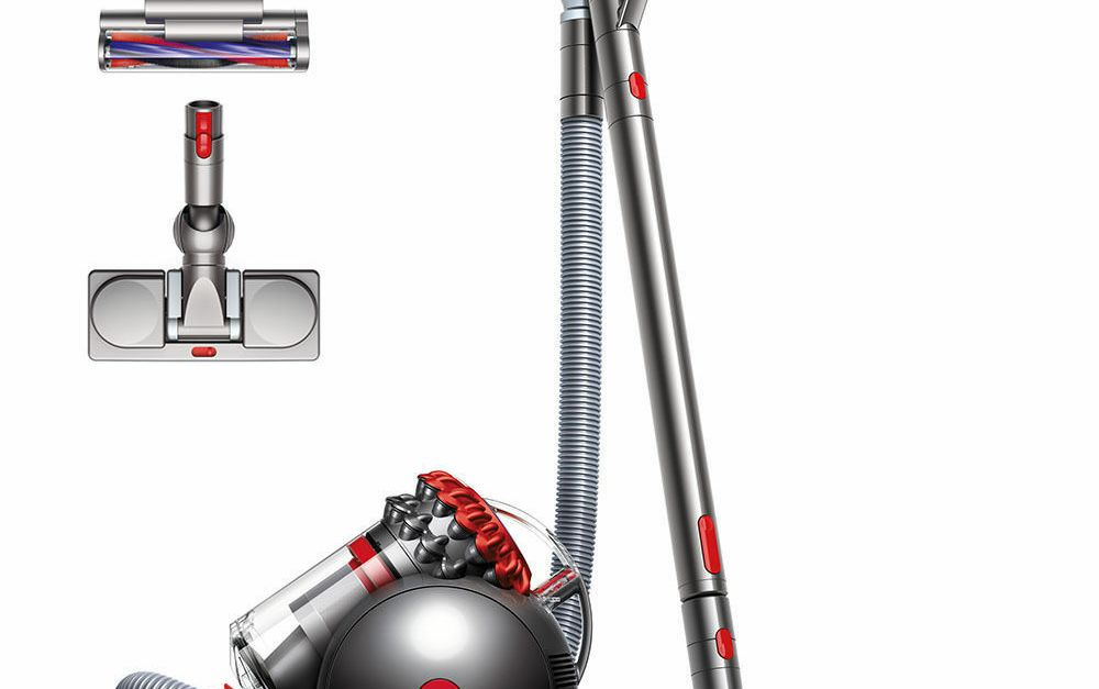 Dyson Big Ball Multi-Floor Pro canister vacuum for $200