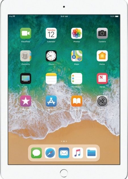 128GB Apple iPad 9.7″ for $330