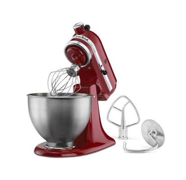 KitchenAid 4.5-quart stand mixer for $175