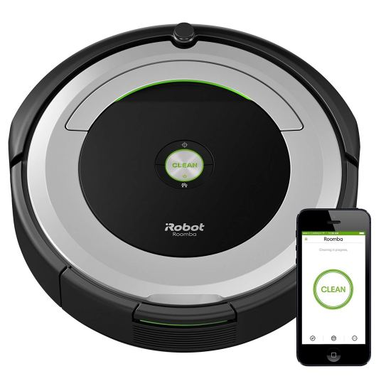 Today only: iRobot Roomba 690 refurbished robot vacuum for $210