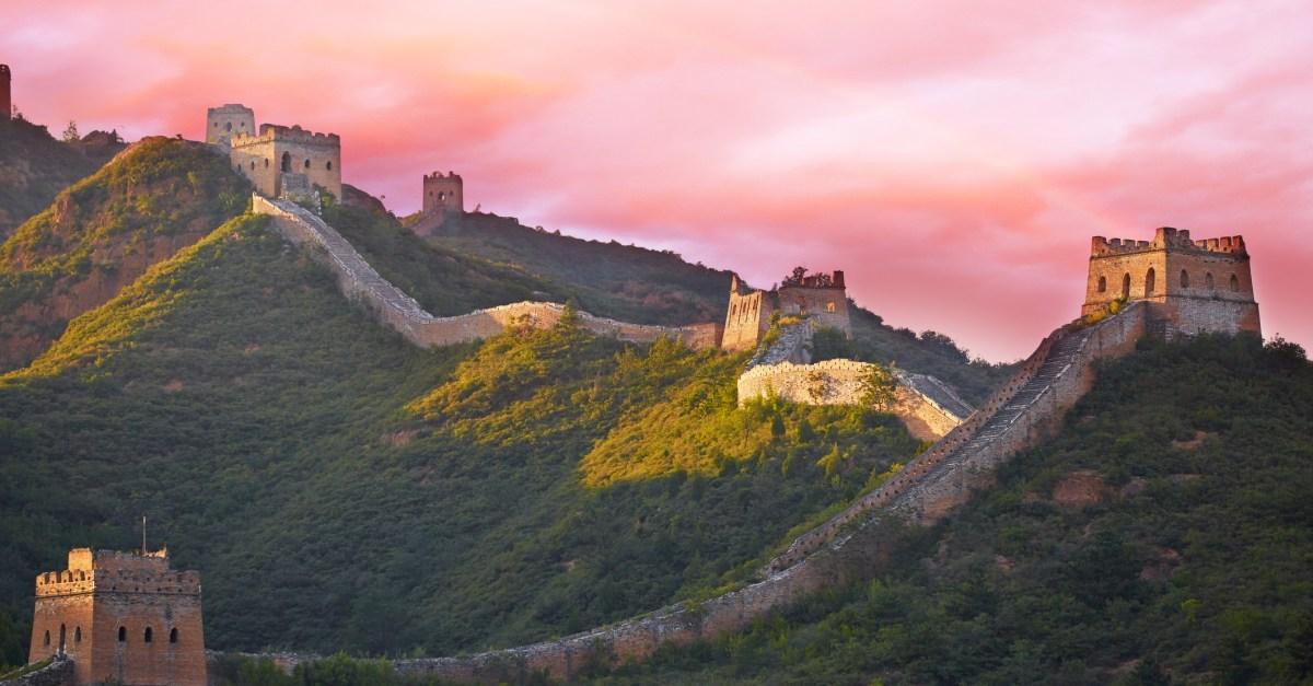 Flights to Beijing in the $400s & $500s round-trip