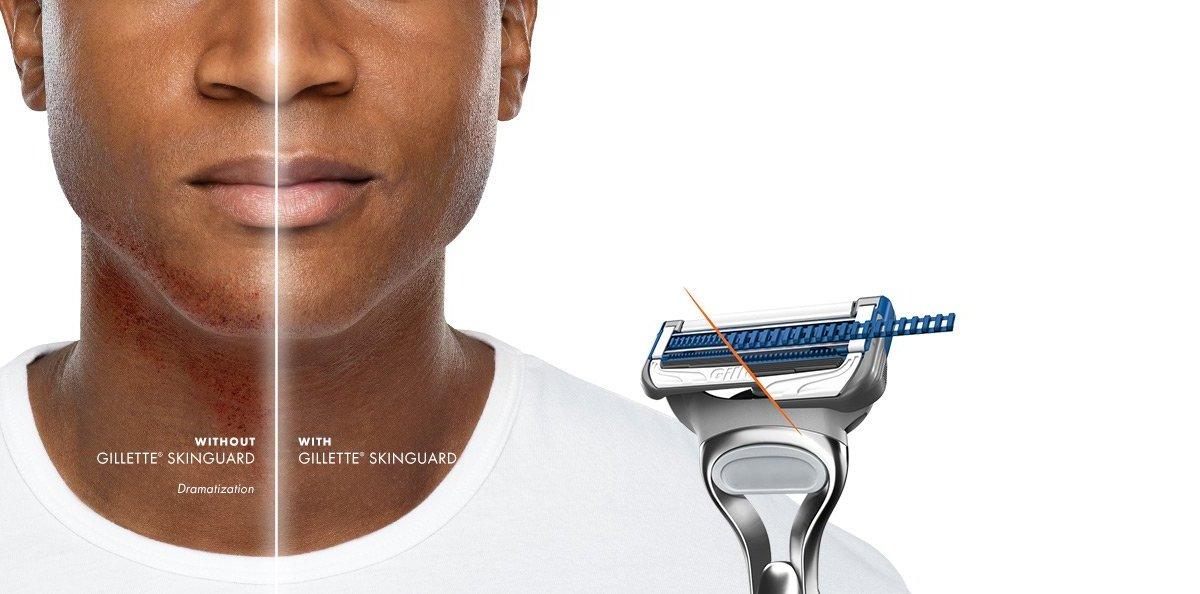 FREE Gillette Skinguard sample