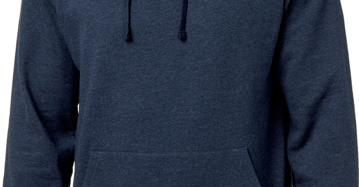 Reebok men's cotton fleece hoodies for $15, free shipping