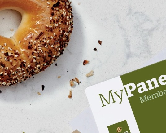 Enjoy a FREE pastry when you join MyPanera rewards
