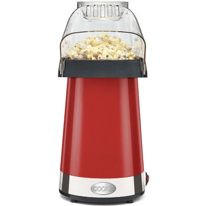 Cooks hot air popcorn maker for $10