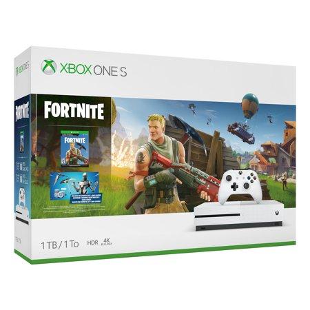 Microsoft Xbox One S 1TB bundles for $199 at Walmart