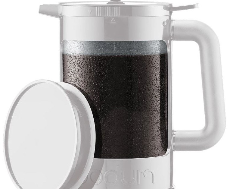 Bodum Bean 12-cup iced coffee maker for $10