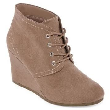 J.C. Penney: Two pair women's boots for $30
