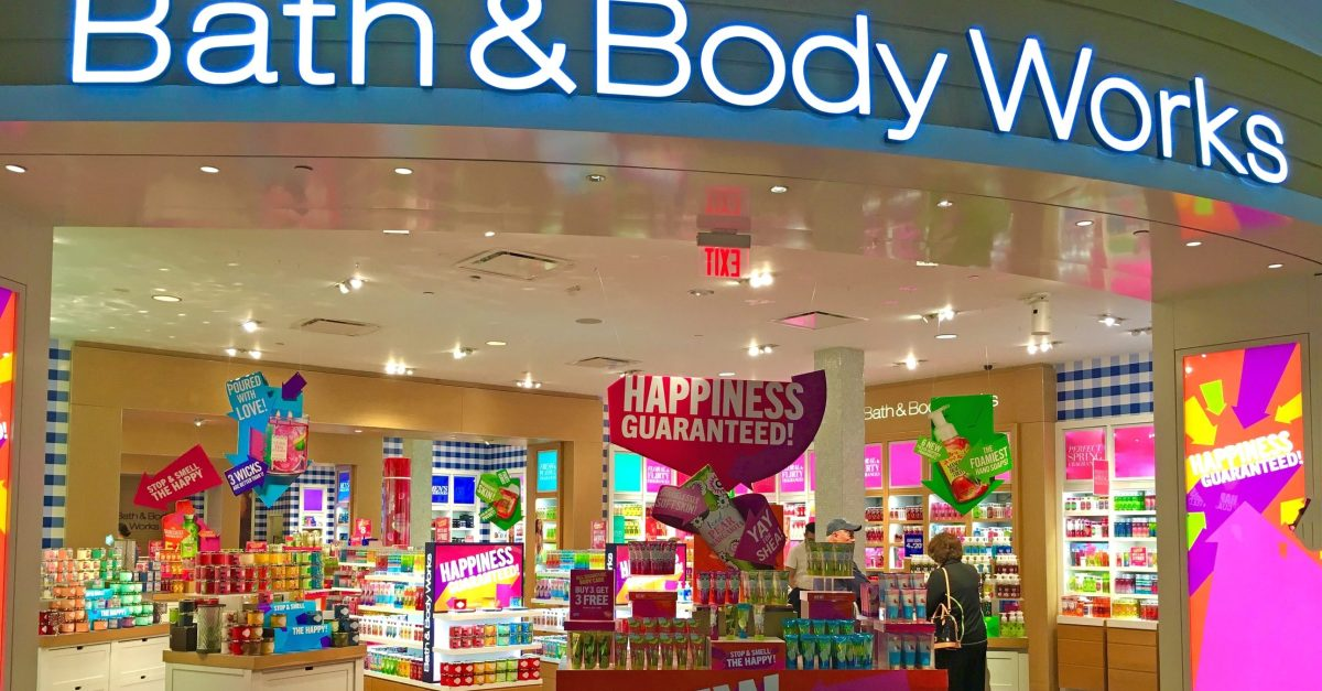 Take up to 75% off during the Bath & Body Works semi-annual sale