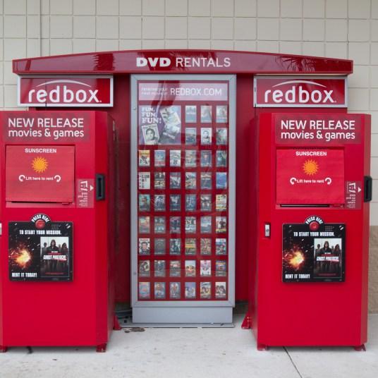 FREE Redbox 1-night movie rental with Redbox Perks