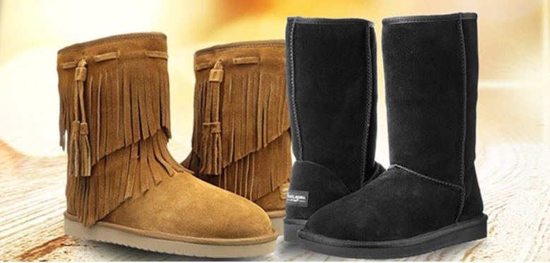 Today only: Koolaburra by UGG women's boots from $40