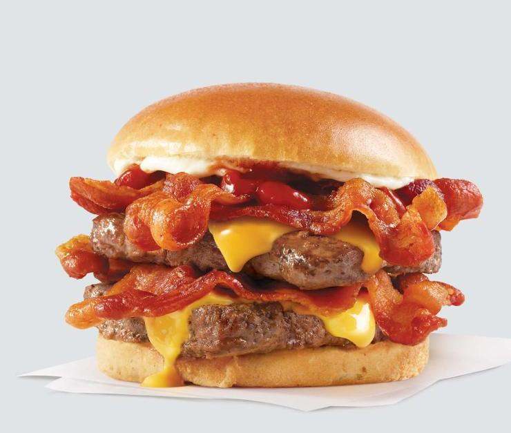 Here's how to get a FREE Baconator burger from Wendy's