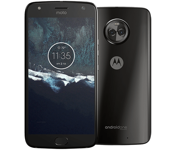 Android One Moto X4 on Google Fi for $149 + $50 credit