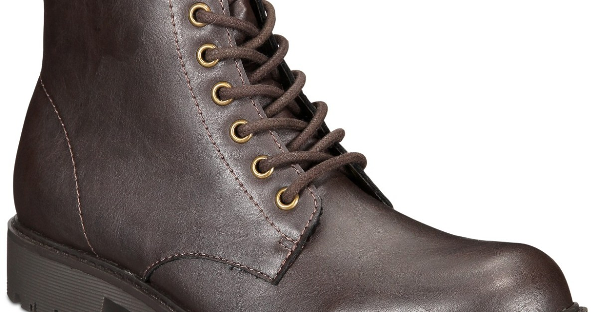 Men's boots from $26 at Macy's